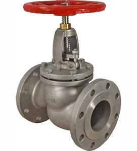BS 1873 std ANSI double flange duplex steel globe control valve price& drawing