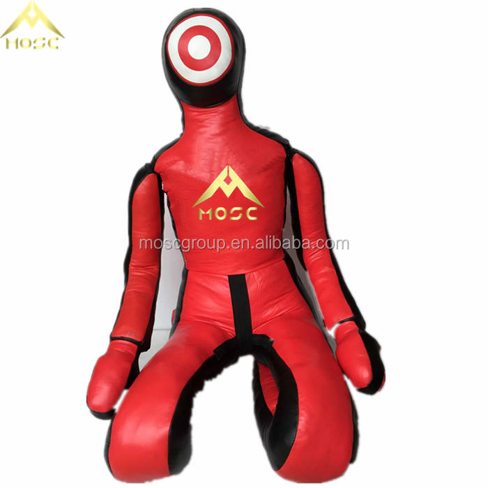 MOSC 2019 MMA jujitsu wrestling grappling dummy with feet and hands