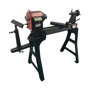 NOVA SATURN DVR Wood turning Lathe machine with G3 chuck and Outrigger Accessory