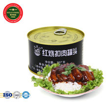 Sliced Stewed Pork Canned Meats