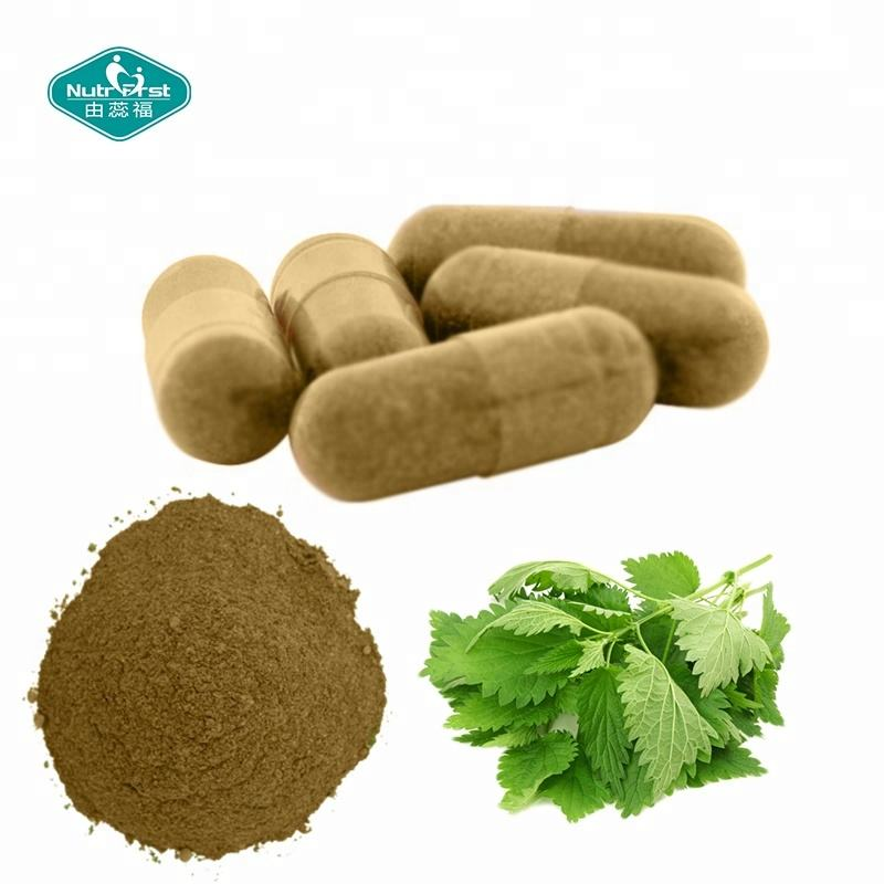 High Quality OEM Nettle Extract Capsule Slimming Pills