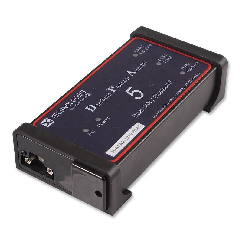 Truck Heavy Duty Truck Diagnostic Scan Tool--cnh Dpa5 Diagnostic Tool For New Holland Dpa 5 Scanner Tool