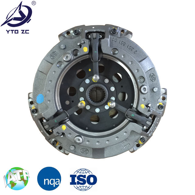 Hign Grade tractor spare parts clutch pressure plate assembly disc Massey Ferguson Tractor
