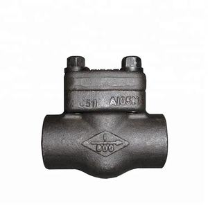 SHF API STD Forged Socket Welded Check Valve