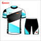 High Quality Cool Custom Cycling Jersey Riding Pro Custom Sublimation Cycling