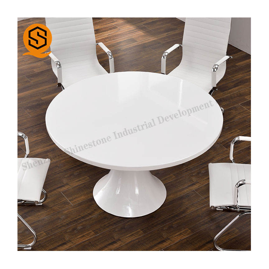 Strong [ Table Meeting ] China Manufacture Conference Room Table Modern White Meeting Table