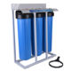 Hot sales South Africa pre filtration 3 stage 20 inch BIG Blue water filter cartridges housing system