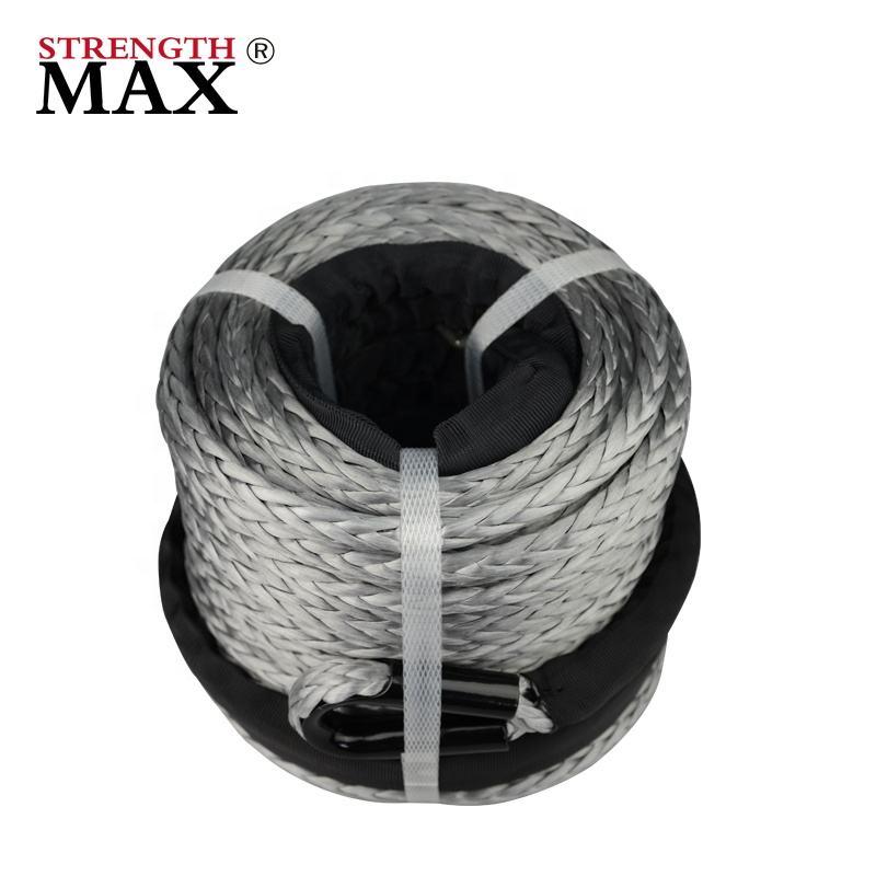 Pro-Rope Cable Sint/ético Fuerte de UHMWPE Para Cabrestante de 50 x 3//16