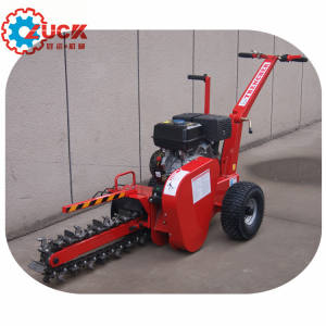 2020 Power ด้วยตนเอง Ditch Witch MINI trencher