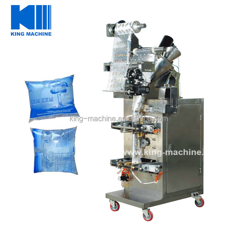 Perfect Mineral water pouch / bag / packing machine price