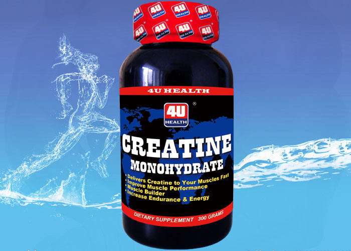 Pre workout bổ sung creatine monohydrate bột