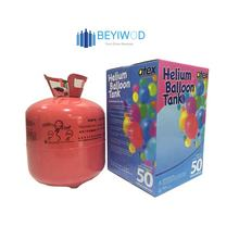 13.4L 22.5L disposable steel helium  balloon tank 99.99% high purity helium gas helium tank balloons