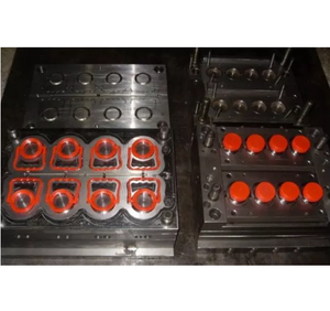 High quality Factory price 8 cavity oil bottle Cap mould