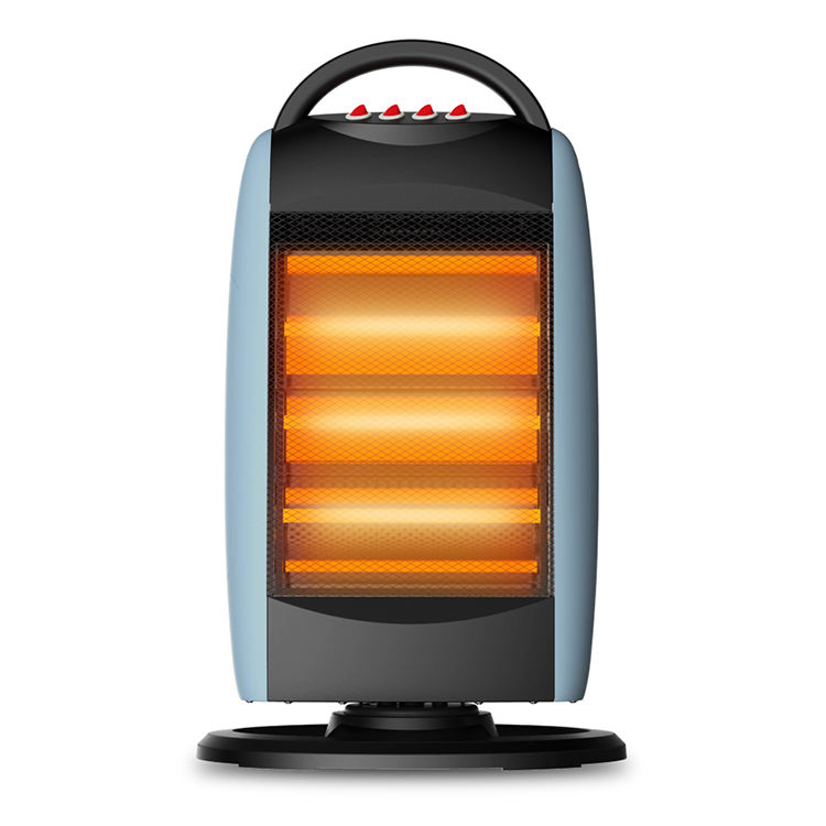 Room heater infrared tube 1200w 800w 400w electric halogen heater
