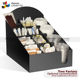 Large Offices, Stores or Coffee Shops 24 oz 20 oz 16 oz. and 12 oz Coffee Cup and Lid Organizer Presentation