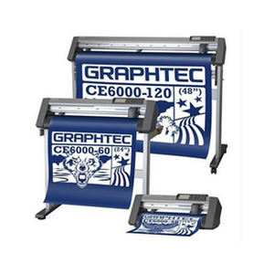 Japan Graphtec CE6000 desktop vinyl cutter plotter professional vinyl cutting plotter