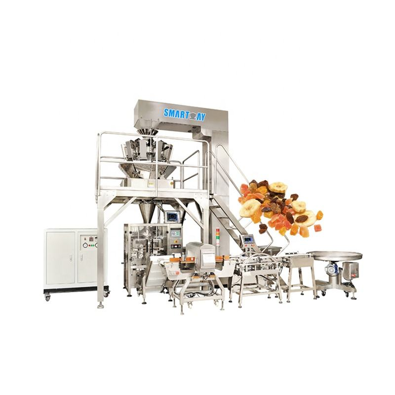 Machine à emballer automatique de Fruits secs