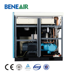 Class 0 oil-free air compressor for medical or industrial Nitrogen generator