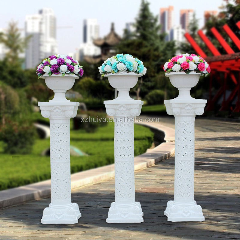 Wedding Decorative Plastic Roman Column