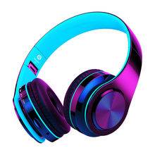 B3 Free samples OEM headband style foldable best wireless handsfree headset earphone earbuds audifonos bluetooth headphones