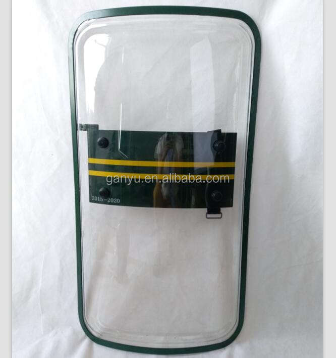 french style riot shield for sale / riot control police shield