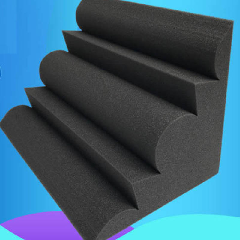 2018 top selling Studio Soundproof Acoustic Foam Sponge/ Acoustic Pyramid Sound proof foam