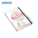 XINYA Bulk Items Promotional School Student Using Custom Pattern Note Book For Children