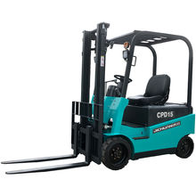 Electric Forklift 1ton, 2ton,3ton, 3.5ton Capacity Fork Lift Truck Hydraulic Stacker Trucks