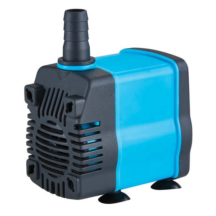 Industrial evaporative submersible air cooler water pump
