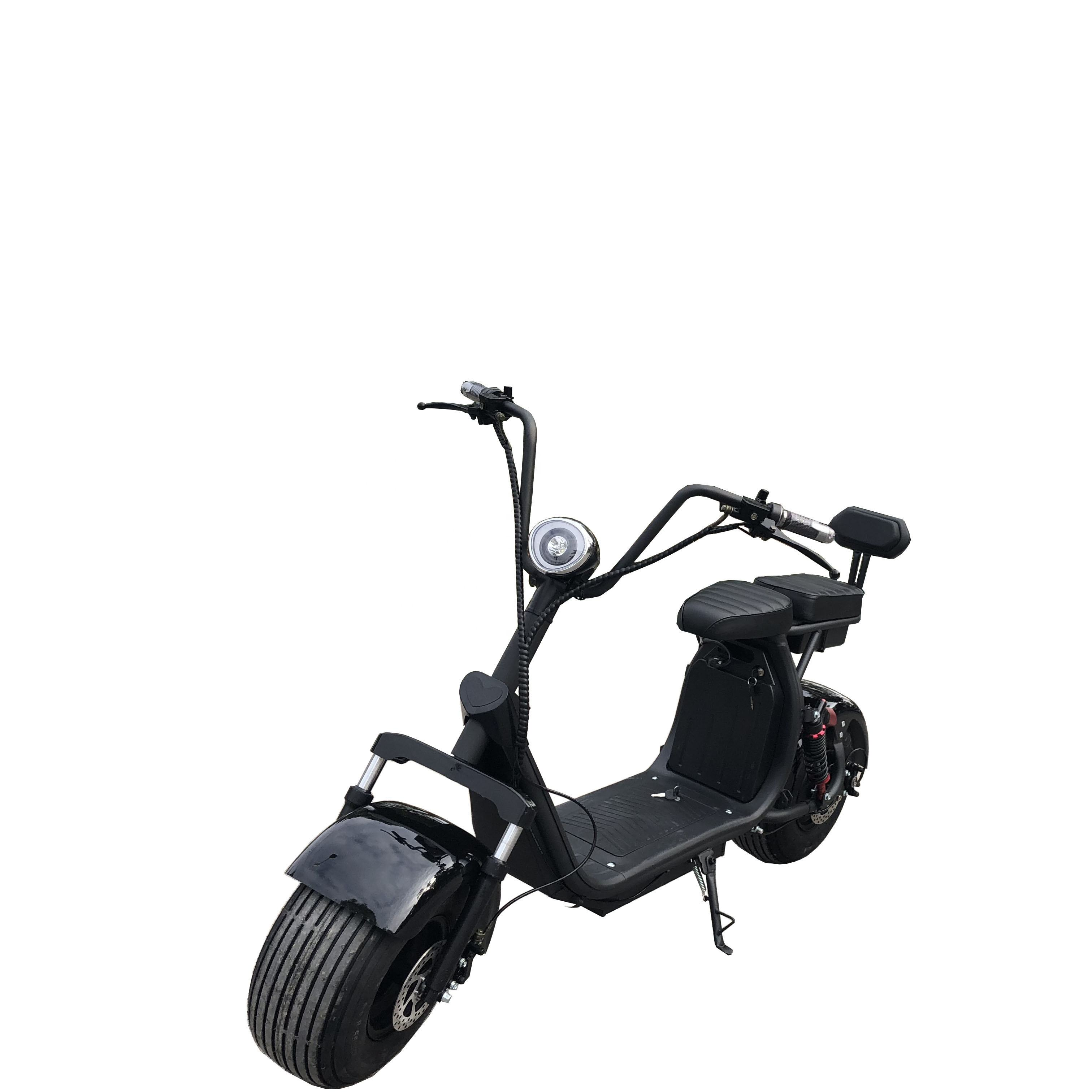 Factory supply electric scooter X3 model with angel eye headlight citycoco eec