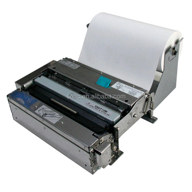SNBC BK-L216II Bank Tertanam Kios Printer Thermal A4 USB dengan Besar Kertas Roll