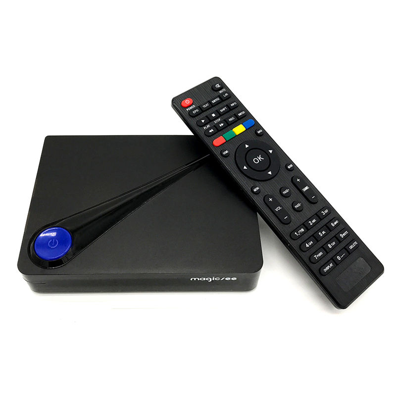 Usine Personnaliser <span class=keywords><strong>Android</strong></span> <span class=keywords><strong>ATSC</strong></span> tv box Magicsee C300 pro Amlogics s912 <span class=keywords><strong>android</strong></span> + syntoniseur <span class=keywords><strong>ATSC</strong></span> décodeur