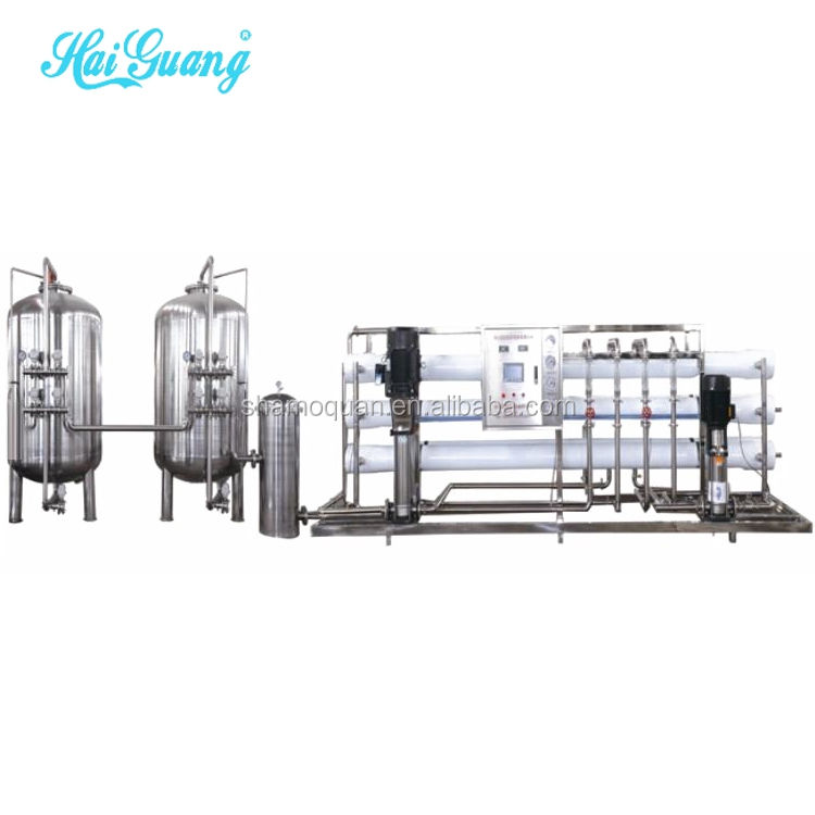 Equipment To Make Distilled Water/Water Treating Machinery