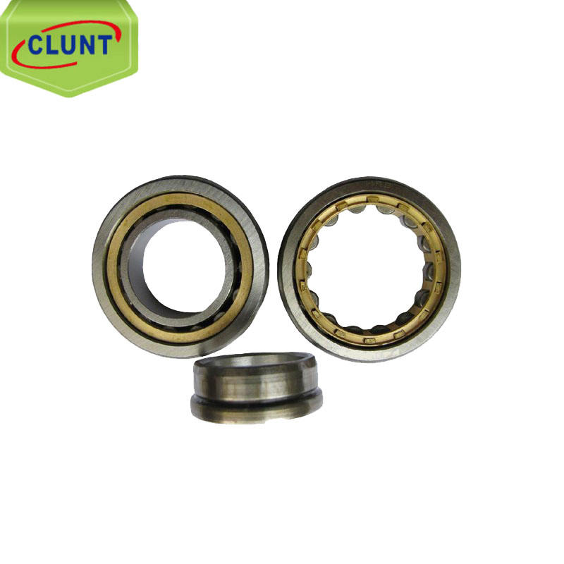chrome steel bearing NUP307E cylindrical roller bearing NUP307