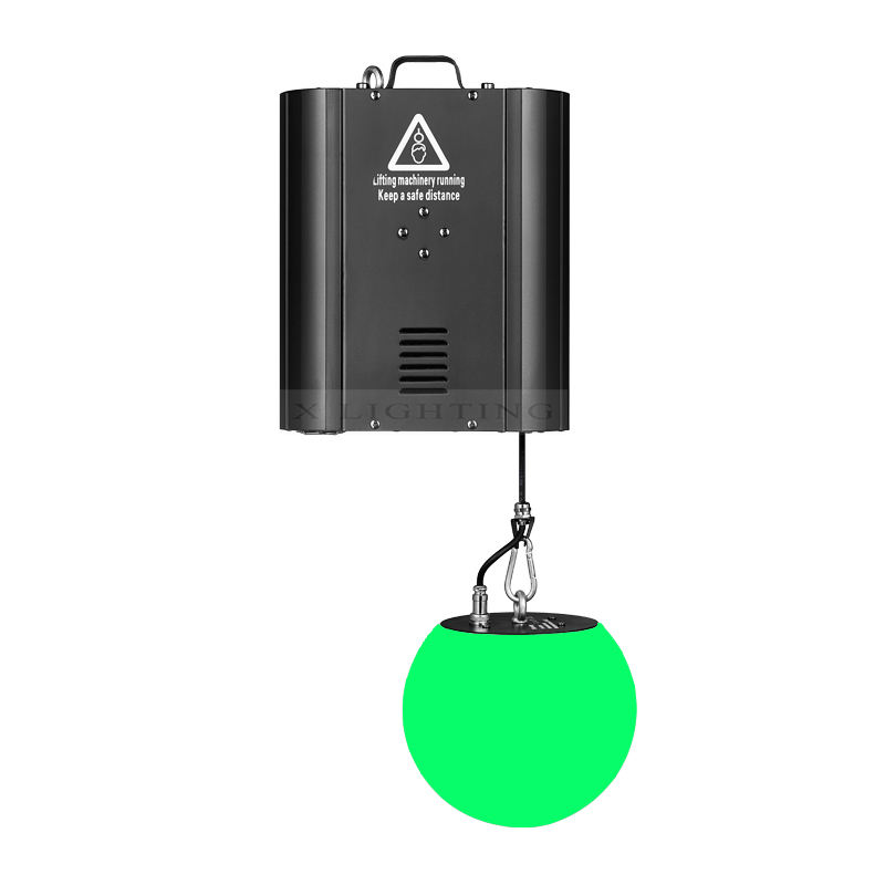Stage Lighting Lifting Ball DMX Led Kinetic Lighting