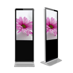 43 inch staande lcd capacitive touch scree android of Win10 versie indoor digital signage indoor media player