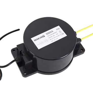 Plastic Underwater Light transformer for Swimming Pool or Fountain Use