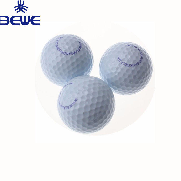 Customized Manufacturer Supply Directly Golf Ball For Practice