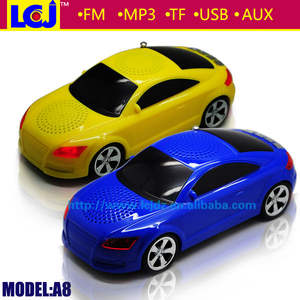 Hot A8 shaped usb flash drive do carro mp3 player