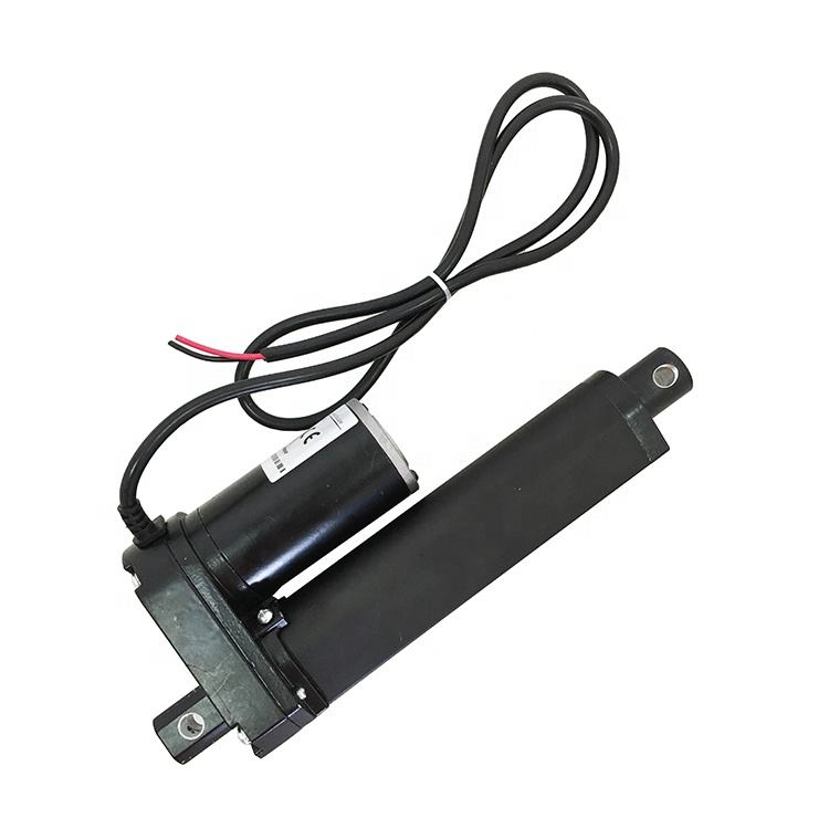 Tubular Synchronous Heavy Duty Linear Actuator