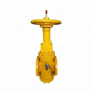 Cast Steel WCB RF Flanged Expanding Dbb Plug Valve with Metal Seat