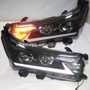 2014-2015 Year For Toyota For Corolla Led Headlight For Lexus Style Head lamps YZ