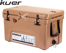 45QT Rotomolded picnic and fishing Ice cooler box