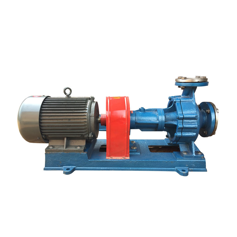 Centrifugal RY series hot oil pump