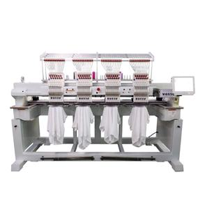 Computerized Embroidery Machine 4 Heads 8