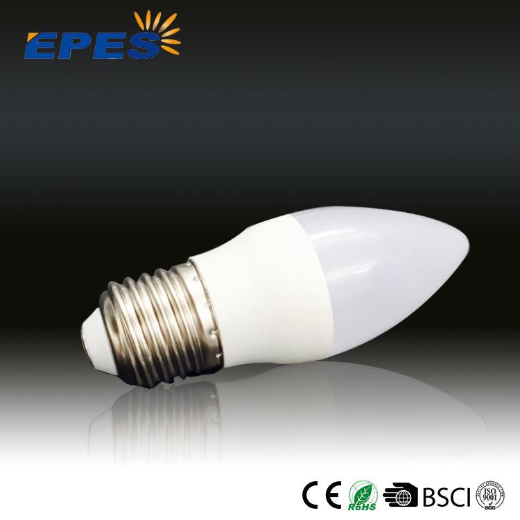 En la habitación de luz led especial inflable 2017new mini energía vela bombilla mejor precio bajo C37