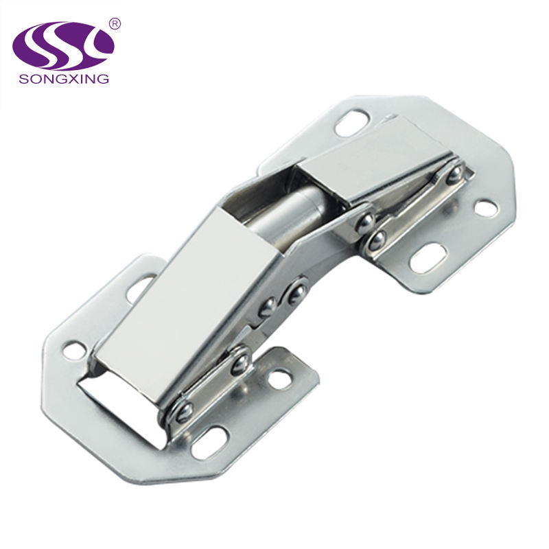 China product multifunctional punch-free bridge hinges