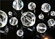 Crystal Beads Chandelier Beads Jewelry Crystal Glass Faceted Cut Round Beads For Ornament Embellishment