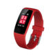 FITUP V10 IPS colour screen waterproof strapless wristband heart rate monitor smart bracelet with health sleep monitoring