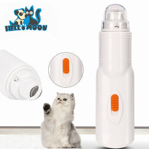 Premium Electric Pet Nail Grooming Clipper Cat Nail Grinder Dog Nail Trimmer